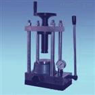 供應DY-30T型手動臺式壓片機,手動粉末壓片機