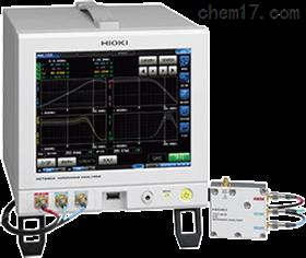 日本日置HIOKI阻抗分析仪IM7580A测试夹具台IM9200