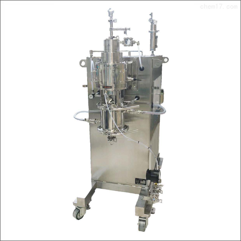 日本hiroshimamm低损伤纳米湿式微珠磨机