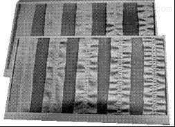 TSK011 接缝平整度图卡