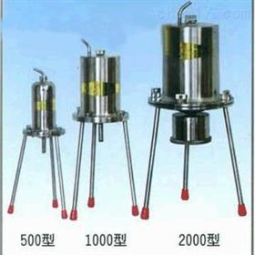 圆筒式过滤器 除菌过滤器 圆筒式过滤分析仪