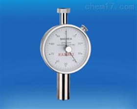 橡胶硬度计 中低硬度塑料分析仪 双指针硬度测试仪 橡胶多元脂皮革蜡硬度仪