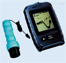 点阵手持探头式探鱼器 船上扫描分析仪 冰上探测仪