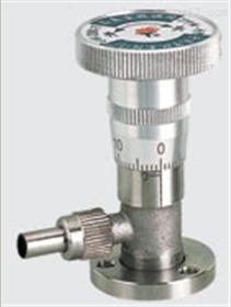 高真空微调阀 系统真空度控制仪 真空度调节仪
