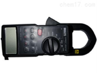 日本万用MCM-500 漏电电流钳形表