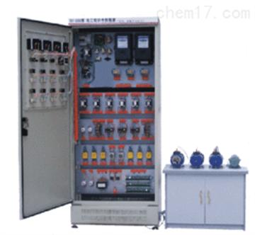 TKK-760B型中級電工、電拖實訓考核裝置(柜式)