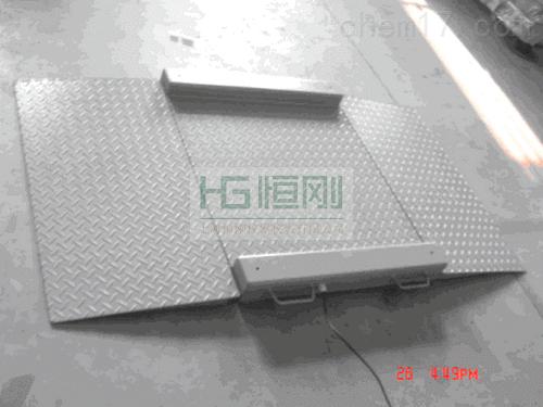 天津移动式电子平台秤