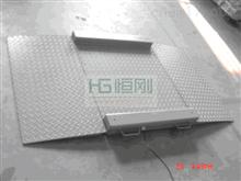 SCS天津防腐移动式电子平台秤