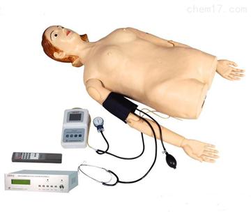 TK/Z980B蘇州同科專業廠家數字遙控式電腦腹部觸診、血壓測量模擬人
