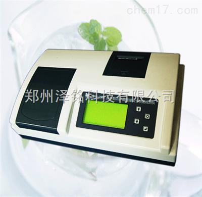 GDYN-300M多参数农产品质量安全快速检测仪