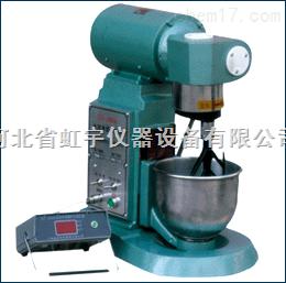 水泥净浆搅拌机工作原理,水泥净浆搅拌机技术参数