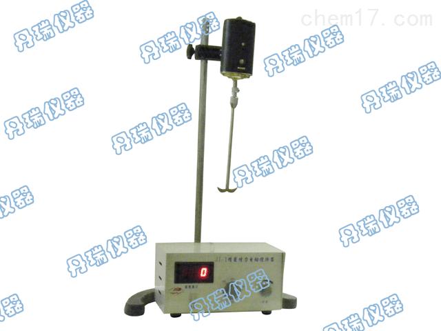 JJ-1/100A精密電動攪拌器
