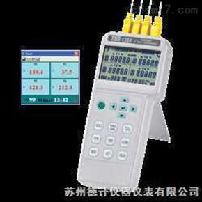 TES-13844信道温度计记录器