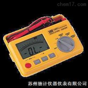 TES-1601数字式自动换文件绝缘测试器