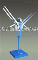 KD系列塑料管材彎曲試驗機