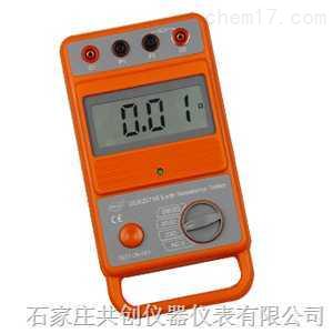 DER2571B接地電阻測試儀