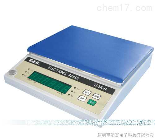 美国双杰TC6K-H电子天平