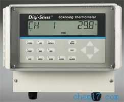 通道扫描式台式温度计