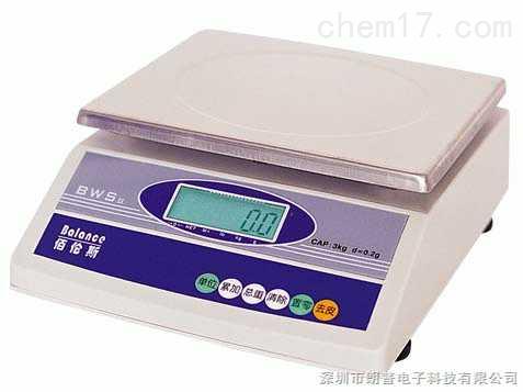 佰伦斯BWSS105电子计重秤