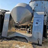二双锥回转真空干燥机操作流程