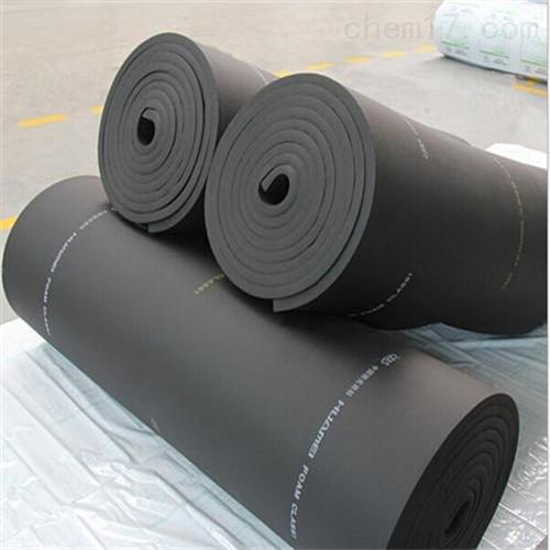 海绵橡塑保温板厂家价格