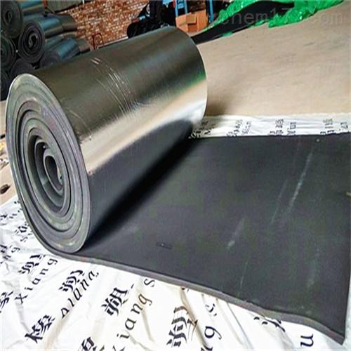 贴铝箔橡塑保温棉厂家定做