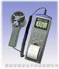 台湾衡欣AZ9871列表式温度/湿度/结露/湿球/风速/风量测量仪