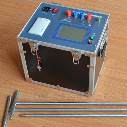自动抗干扰地网接地电阻测量仪承试五级