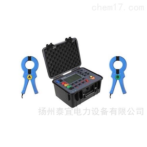 双钳接地电阻测试仪承试五级