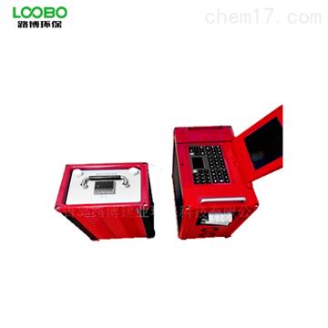 青岛路博LB-62综合烟气测试仪3