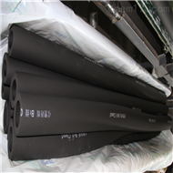 2公分贴铝箔b1级橡塑保温管价格