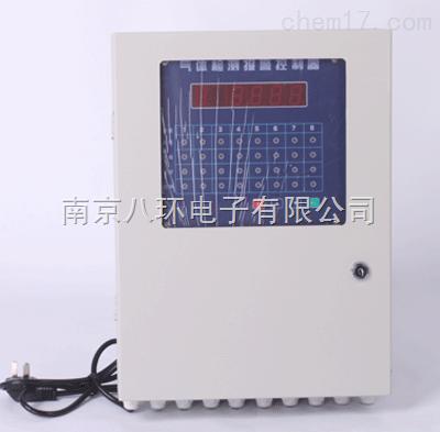 BG800-二通道、四通道、八通道壁挂式气体检测报警控制器