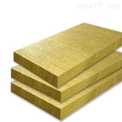 屋面岩棉保温板每平米价格
