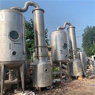 高价回收二手单效多效浓缩蒸发器