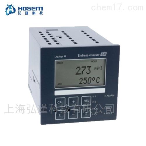 德国E+H COM223/COM253溶解氧分析仪