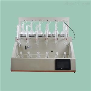 全自动二氧化硫蒸馏仪
