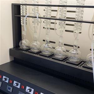 二氧化硫水蒸气蒸馏