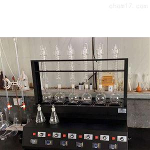 蒸馏法测定二氧化硫