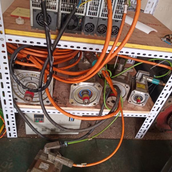 解决数控系统西门子伺服电机编码器坏