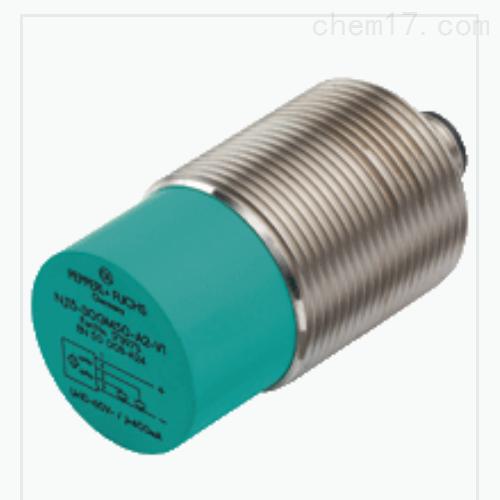 解说P+F电感式传感器NBN25-30GM50-E2-V1
