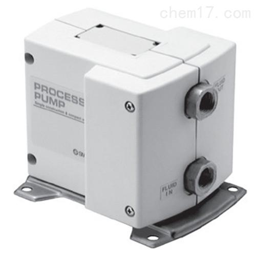 SMC双作用气动隔膜泵3000系列/5000系列