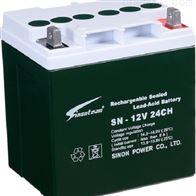 SN-12V24CH赛能蓄电池全新