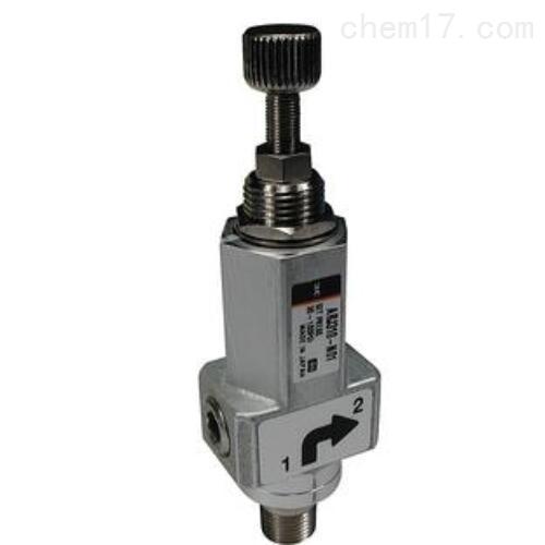 经济实用的SMC减压阀(带逆流功能)
