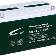SN-12V65CH赛能蓄电池直流电源