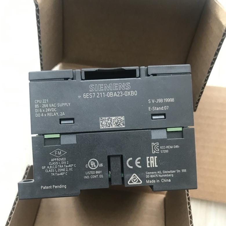 天津西门子S7-200 CPU模块代理商