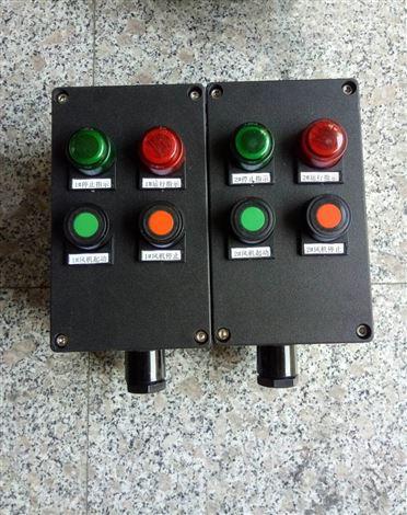 CBC8060-A2K1L/10A防爆防腐操作柱(全塑)