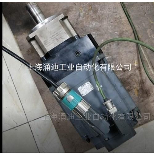 西门子伺服电机加热更换轴承维修