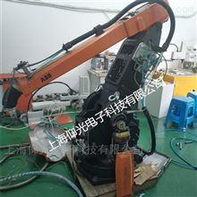 全系列ABB机器人示教器面板警报001故障维修