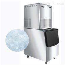 IMS-300雪花制冰機300KG火鍋店自助餐廳冰臺保鮮