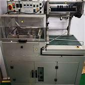 200转让热收缩透明膜三维包装机